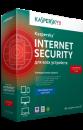 Kaspersky Internet Security для всех устройств, базовая лицензия на 3 устройства, 1 год, коробка (первичная покупка)